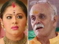 सुधा चंद्रन के पिता और 'चाइना गेट' जैसी फिल्मों के अभिनेता केडी चंद्रन का हार्ट अटैक से निधन, 86 की उम्र में ली अंतिम सांस|बॉलीवुड,Bollywood - Dainik Bhaskar