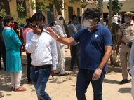 श्रम राज्य मंत्री टीकाराम जूली ने कहा नए प्लांट लगने से आमजन काे आसानी से इलाज मिल सकेगा|राजस्थान,Rajasthan - Dainik Bhaskar