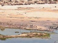 खर्राघाट पर रेत परिवहन के लिए बनेगी दूसरी सड़क, पुरानी ठीक होगी|होशंगाबाद,Hoshangabad - Dainik Bhaskar