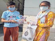 जिले में 2499 मरीज होम आइसोलेट 14 मई तक 390 को ही मिल पाई किट|अम्बाला,Ambala - Dainik Bhaskar