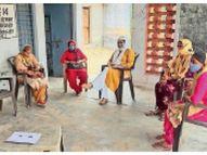 नारायणगढ़ के 86 गांवों में टीमें करती रही होम आइसोलेशन किट का इंतजार|अम्बाला,Ambala - Dainik Bhaskar