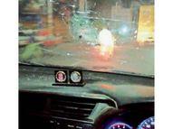 बाइक आगे अड़ा काराेबारी पर चलाई गाेली, बाेले- ये वाे नहीं है, जिसे मारना है|पानीपत,Panipat - Dainik Bhaskar
