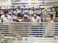 समय अस्पताल ने तीन डिस्चार्ज मरीजों के नाम पर लिया रेमडेसिविर, केस दर्ज|पटना,Patna - Dainik Bhaskar