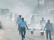 कोरोना से जिले में कोई मौत नहीं, 310 मरीजों ने कोरोना को हराया,2370 लोगों की जांच में 275 में संक्रमण मिला|रोहतक,Rohtak - Dainik Bhaskar