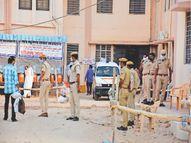 कोविड हॉस्पिटल में मरीजों का केयर नहीं करने वाले डॉक्टरों पर कार्रवाई होगी, सुपरिटेंडेंट ने जांच बैठाई बीकानेर,Bikaner - Dainik Bhaskar