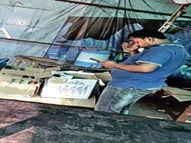 घरवालों को पता न चले इसलिए गली चौराहों के एड्रेस पर बुकिंग, डिलीवरी ब्वॉय को शराब तस्कर मान शिकायतें भी|भिलाई,Bhilai - Dainik Bhaskar