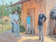 पठानकोट के 25 गांवों में न कोई संक्रमित, न ही मौत लोगों ने आवाजाही रोकी, 50% को लगा पहला टीका|पठानकोट,Pathankot - Dainik Bhaskar