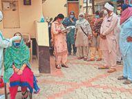 भोखड़ा मेें 7 दिन में एक ही परिवार के 3 सदस्यों समेत 6 लोगों की मौत, गांव नथेहा में 15 दिनों में गई 11 की जान बठिंडा,Bathinda - Dainik Bhaskar