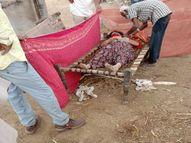 दो कुएं में कूदे, एक ने लगाई फांसी, इनमें दो विवाहिता और एक वृद्ध ने उठाया ये कदम|राजस्थान,Rajasthan - Dainik Bhaskar