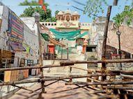 तीर्थनगरी पुष्कर में 2 हजार पुराेहित, सैकड़ों दुकानदारों के सामने राेजी-राेटी का संकट|अजमेर,Ajmer - Dainik Bhaskar