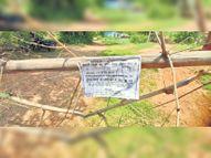 चाकुलिया के कलियाम गांव में कोरोना से एक की मौत हुई तो 8वीं पास मुखिया के आह्वान पर पूरे गांव ने जांच कराई, अब नए मरीज नहीं मिल रहे|जमशेदपुर,Jamshedpur - Dainik Bhaskar