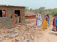 जिले में करीब 15000 रोगी, 500 मौतें, लिम्बड़िया ऐसी पंचायत जहां एक भी कोरोना रोगी नहीं|डूंगरपुर,Dungarpur - Dainik Bhaskar