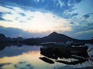 कोरोना संक्रमण के बाद उदयपुर में बदले हालात, पर्यटकों से आबाद रहने वाली फतेहसागर झील हुई वीरान, फुटकर व्यापारियों के लिए 2 जून की रोटी कमा पाना भी हुआ मुश्किल|उदयपुर,Udaipur - Dainik Bhaskar