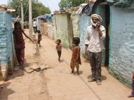 कुपोषण-टीबी से जिस बस्ती में हर साल होती थी 6 मौतें, वहां एक साल से एक भी माैत नहीं ग्वालियर,Gwalior - Dainik Bhaskar