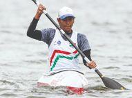 तैराकी से शुरू किया सफर अब पैरा कैनो में देश को गोल्ड दिलाने का सपना ग्वालियर,Gwalior - Dainik Bhaskar