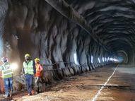 वन्यप्राणी रेलवे ट्रैक पर नहीं आएं, इसलिए थर्ड लाइन पर बरखेड़ा से बुदनी तक बनाए जा रहे 20 अंडर और 5 ओवरपास, 5 सुरंगों में भी रहेगी सुरक्षा|इटारसी,Itarsi - Dainik Bhaskar