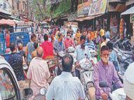 सितंबर 2020 के पीक में मिले थे 2164 केस, इस साल मई के 15 दिन में ही 2528 कोरोना संक्रमित|कपूरथला,Kapurthala - Dainik Bhaskar