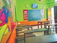 सरकारी स्कूलों के साथ बदल रही सोच, विधायक, पूर्व विधायक और ब्यूरोक्रेट्स अपने बच्चों का करा रहे दाखिला, इस साल 2 लाख से ज्यादा स्टूडेंट्स बढ़े|जालंधर,Jalandhar - Dainik Bhaskar