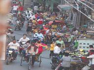 एक हफ्ता और बढ़ा मिनी लॉकडाउन, 17 तरह की जरूरी दुकानें 7 बजे से व अन्य दुकानें 9 से 3 बजे तक खुली रहेंगी|जालंधर,Jalandhar - Dainik Bhaskar