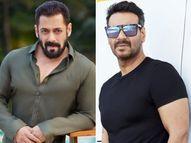 अगले महीने दो बड़े बजट की फिल्मों का एलान करेंगे सलमान खान, अजय देवगन की वेब सीरीज 'रूद्र' भी फ्लोर पर आएगी|बॉलीवुड,Bollywood - Dainik Bhaskar