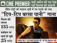 135 करोड़ की सूर्यवंशी एक साल से रिलीज के इंतजार में, अब दोबारा प्रमोशन से बढ़ेगी फिल्म की लागत, घटेगा मुनाफा|बॉलीवुड,Bollywood - Dainik Bhaskar