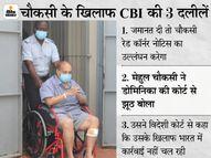 CBI की दलील- वह भारतीय कानूनों से बचने की कोशिश कर रहा, कोर्ट ने कहा- जमानत दी तो भाग सकता है|देश,National - Dainik Bhaskar