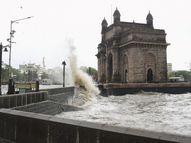 मुंबई में रुक-रुक कर बारिश होने से निचले इलाकों में पानी भरा, आज हाईटाइड का अलर्ट; MP में मानसून सक्रिय, 24 घंटे में बिहार में दस्तक देगा|देश,National - Dainik Bhaskar