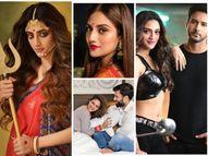 विवादों में रही है नुसरत जहां की जिंदगी, शादी के बाद लगा था फतवा तो मां दुर्गा के रूप में फोटोशूट करवाने पर मिली थी जान से मारने की धमकियां|बॉलीवुड,Bollywood - Dainik Bhaskar