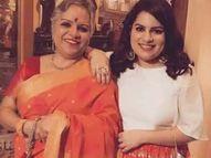 एक्ट्रेस-कॉमेडियन मल्लिका दुआ की मां पद्मावती का 56 साल की उम्र में निधन, कोरोना से हार गईं जंग|बॉलीवुड,Bollywood - Dainik Bhaskar