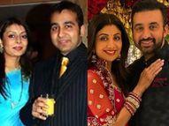 शिल्पा शेट्टी के पति राज कुंद्रा ने अपनी एक्स वाइफ को लेकर किया खुलासा, बोले- मेरी बहन के पति के साथ कविता का अफेयर चल रहा था|बॉलीवुड,Bollywood - Dainik Bhaskar