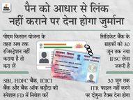 30 जून तक निपटा लें इनकम टैक्स रिटर्न भरने और आधार-पैन लिंक करने जैसे ये 5 जरूरी काम, नहीं तो होना पड़ेगा परेशान कंज्यूमर,Consumer - Money Bhaskar