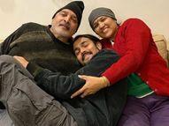 पॉपुलर यूट्यूबर भुवन बाम के माता-पिता का कोरोना से निधन, बोले-अब फिर से जीना सीखना पड़ेगा, पर मन नहीं कर रहा|बॉलीवुड,Bollywood - Dainik Bhaskar