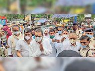 10 मिनट तक इमरजेंसी, पुरुष, महिला वार्ड और शौचालय का तेजप्रताप ने लिया जायजा सीवान,Siwan - Money Bhaskar