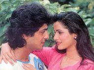 चंकी पांडे ने बताया-फिल्म की शूटिंग के दौरान उनकी गलती की वजह से बुरी तरह जल गया था नीलम कोठारी का पैर बॉलीवुड,Bollywood - Dainik Bhaskar