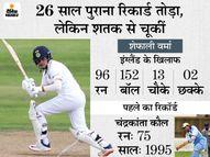 17 साल की स्टार ने भारत की ओर से डेब्यू मैच में सबसे बड़ी पारी खेली, मंधाना के साथ पार्टनरशिप कर 37 साल पुराना रिकॉर्ड तोड़ा|क्रिकेट,Cricket - Money Bhaskar
