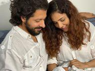 सिंगर ने सोशल मीडिया पर शेयर की बेटे की फोटो, लिखा- आर्यवीर ने हमें अपने पेरेंट्स के रूप में चुना है बॉलीवुड,Bollywood - Dainik Bhaskar