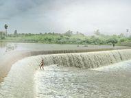 यूपी-गुजरात के तीन जिलों में 6 दिन फंसी रही 4 राज्यों की मानसूनी बारिश|देश,National - Money Bhaskar
