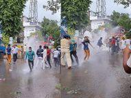 BJP सांसद प्रस्तावित ग्रीन स्पोर्ट्स सिटी के विरोध में चिपको डुमना आंदोलन चला रही है कांग्रेस, प्रदेश अध्यक्ष की अगुवाई में कांग्रेसियों ने दी गिरफ्तारी|जबलपुर,Jabalpur - Money Bhaskar