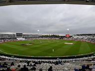 खराब रोशनी मैच में डाल सकती है खलल; दिन में 2-3 बार बारिश की भी संभावना|क्रिकेट,Cricket - Money Bhaskar