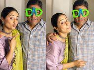 हिना खान ने दिवंगत पिता की याद में लिखा बेहद इमोशनल नोट, उनके साथ की कुछ अनसीन फोटोज भी शेयर की|टीवी,TV - Dainik Bhaskar