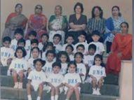 सारा अली खान ने शेयर की अपने स्कूल के दिनों की फोटो, लिखा- मुझे पहचानो|बॉलीवुड,Bollywood - Money Bhaskar