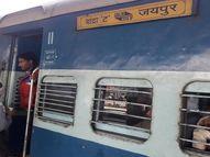 फरीदाबाद स्टेशन पर फौजी की जेब काटकर फरार हो गए बदमाश|फरीदाबाद,Faridabad - Money Bhaskar