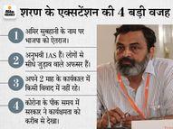 IAS सुबहानी पर CM नीतीश को भरोसा तो BJP को ऐतराज, बिना विवादों में पड़े शरण ने दो महीने किया काम; इसलिए बढ़ सकता है कार्यकाल|बिहार,Bihar - Money Bhaskar