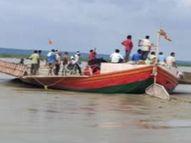 नदी में अटकी लोगों की सांसें, SSB और APF ने किया मझधार में फंसे लोगों को रेस्क्यू|बिहार,Bihar - Money Bhaskar