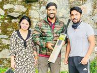 नए लुक में दिखे भारत के पूर्व कप्तान, शिमला में मना रहे छुट्टियां; पत्नी साक्षी और बेटी जीवा के साथ PHOTO वायरल|क्रिकेट,Cricket - Money Bhaskar