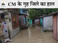 पटना और भागलपुर में तेजी से बढ़ा गंगा का जलस्तर, गोपालगंज, चंपारण और मुजफ्फरपुर में गंडक उफनाई; 10 हजार घरों में घुसा पानी|बिहार,Bihar - Money Bhaskar