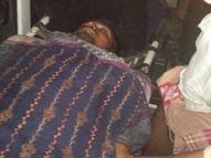 लूडो खेलने को लेकर दो युवक के बीच हुआ विवाद, धारदार हथियार से काटी गर्दन, गंभीर अवस्था में PMCH रेफर|बिहार,Bihar - Money Bhaskar