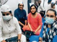 भाजपा के 400 और कार्यकर्ता आप के हुए, दावा- डेढ़ माह में एक हजार थाम चुके झाडू|गुजरात,Gujarat - Money Bhaskar