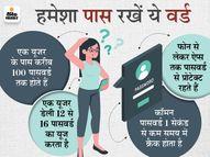 नंबर-अल्फाबेट से पैटर्न लॉक तक, आपको रोज याद रखने होते हैं 12 से 14 पासवर्ड; डेटा चोरी होने से कैसे बचाएं, जानिए सबकुछ|बिजनेस,Business - Money Bhaskar