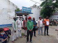 गंडक किनारेनेपाल ने एस्परबांध बनाया तो बदली नदी की धार, बगहा के चार गांवों में घुसा पानी; SDM से मिले लोग|बिहार,Bihar - Money Bhaskar
